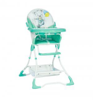 Стульчик для кормления  Bonbon Bravo, цвет: зеленый Lorelli