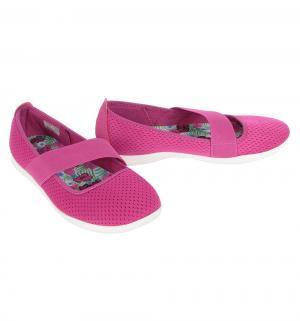 Туфли , цвет: фиолетовый Crocs
