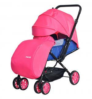 Прогулочная коляска  Range E-200, цвет: pink Everflo