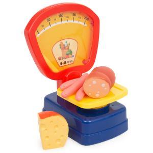 Игровой набор  Весы с продуктами S+S Toys