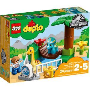 Конструктор  DUPLO 10879: Парк Динозавров LEGO
