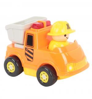 Мини машинка  оранжевая 14 см ABC