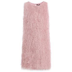 Нарядное платье Gulliver. Цвет: розовый