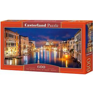 Пазл  Большой канал, Венеция 600 деталей Castorland