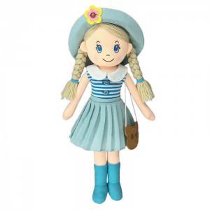 Кукла в шляпе и с сумочкой 50 см ABtoys