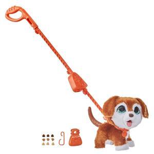 Мягкая игрушка  Шаловливый питомец (большой) Dog цвет: коричневый FurReal Friends