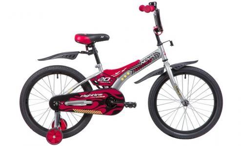 Велосипед двухколесный  Flightline 20 Novatrack