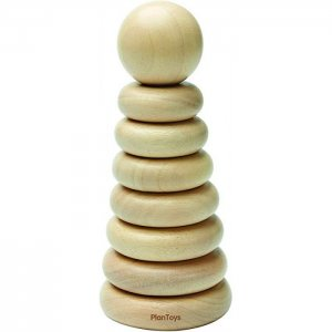 Деревянная игрушка  Пирамидка 5723 Plan Toys