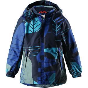 Куртка Korte tec®  для мальчика Reima. Цвет: синий
