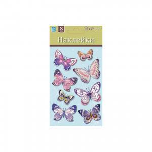 Бабочки мини LCHPA 05008, , розовый Room Decor
