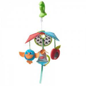 Подвесная игрушка  Механический подвес на коляску Солнечная полянка Tiny Love