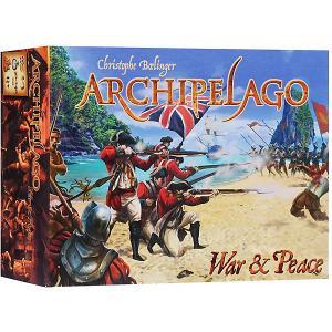 Настольная игра  Архипелаг: дополнение Война и Мир Asmodee