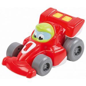 Инерционная машина  Формула-1 Clementoni. Цвет: разноцветный