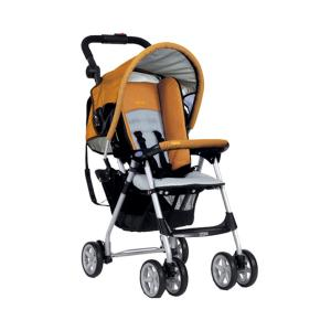 Прогулочная коляска Graco. Цвет: оранжевый