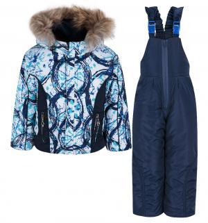 Комплект куртка/полукомбинезон  Вихрь, цвет: синий Alex Junis