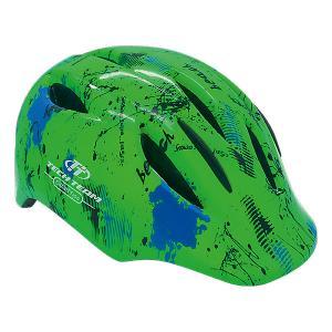 Защитный шлем  Gravity 300 Tech Team. Цвет: светло-зеленый