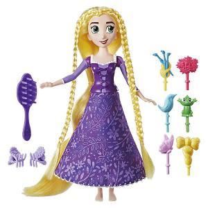Кукла Disney Princess Рапунцель с модной прической Hasbro