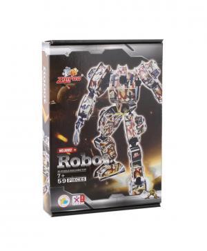 3D-пазлы Робот Зевс Gudi