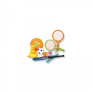 Игровой набор для детей 4 в 1, 11 предметов сумке, YG Sport
