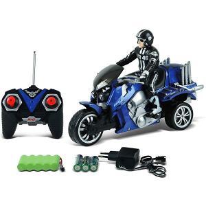 Радиоуправляемый трицикл  Tech Экстрим, 30 см Mioshi. Цвет: разноцветный