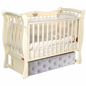 Детская кроватка  Andrea Elegance Premium (универсальный маятник) Francesca