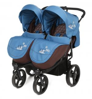 Прогулочная коляска  А6670 UrbanDuo, цвет: синий Mobility One