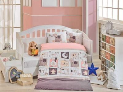 Постельное белье  Sweet Home 100х150 (5 предметов) Hobby Collection