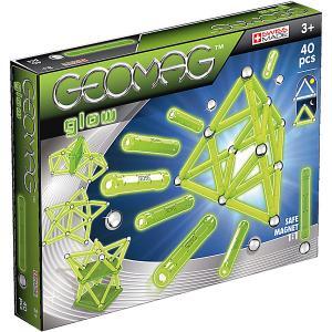 Магнитный конструктор  Glow 40 Geomag
