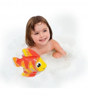 Надувная игрушка  Puffn Play Тропическая рыбка Тедди, 24 см Intex