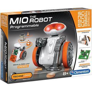 Конструктор  МИО Робот Clementoni. Цвет: оранжевый/черный