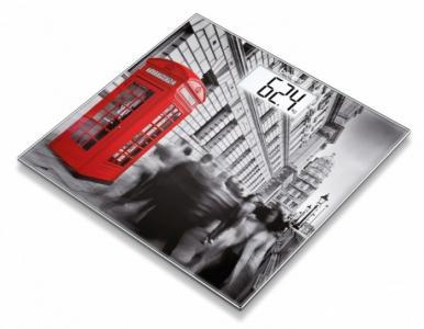 Весы напольные электронные GS203 London Beurer