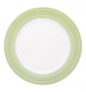 Тарелка обеденная  Вирпул грин, диаметр: 27 см Miolla