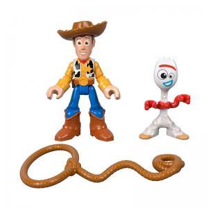 Игровой набор  Toy Story 4 Woody & Forky Imaginext