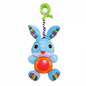 Подвесная игрушка  на прищепке Зайка Брюс 35x16 см Biba Toys