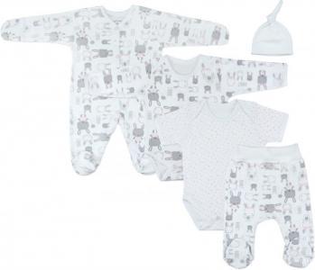 Комплект Звездный заяц (5 предметов) Топотушки
