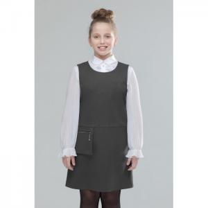 Сарафан для девочки Школа С132-2 Смена