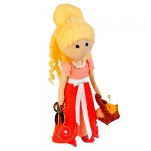Набор для изготовления текстильной игрушки  Феечки Перловка