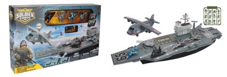 Игровой набор Авианосец Chap Mei