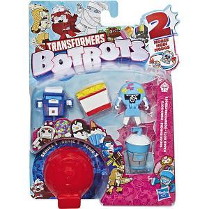 Игровой набор 5 трансформеров Ботботс Hasbro