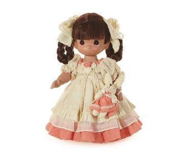 Кукла Кайли - Сердечные пожелания брюнетка 30 см Precious