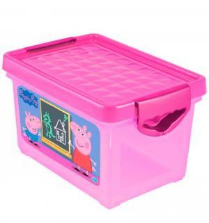 Детский ящик для хранения мелочей Свинка Пеппа Little Angel