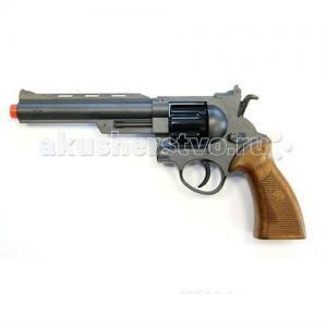 Игрушечный Пистолет с пульками и мишенью Champions-Line Ron Smith 28 см Edison