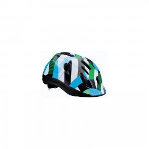 Летний шлем Boogy камуфляж зеленый, BBB. Цвет: зеленый