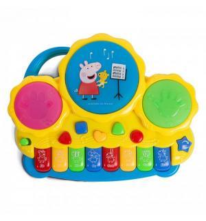 Игровой набор  Пианино с барабанами Peppa Pig