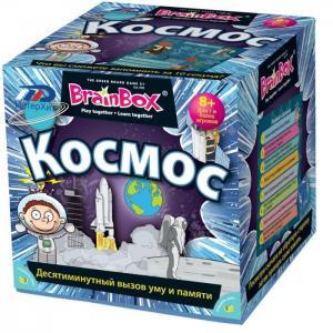 Развивающая игра Космос BrainBox