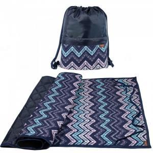 Рюкзак и коврик Зигзаги 190х70 см OnlyCute