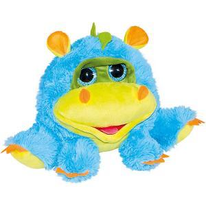 Мягкая игрушка  Мимики Дракоша, пушистый Fancy. Цвет: зеленый