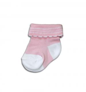 Носки, цвет: розовый Perfezione