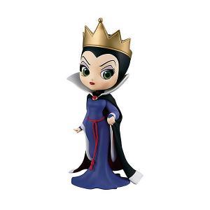 Фигурка Bandai Q Posket Disney Characters: Белоснежка: Королева, версия А. Цвет: разноцветный