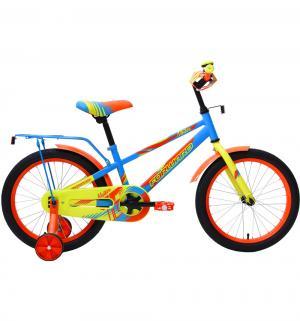 Велосипед  Meteor 18, цвет: голубой/зеленый Forward